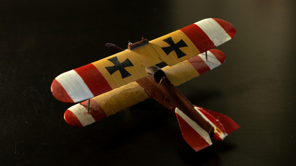 How to paint better model airplane