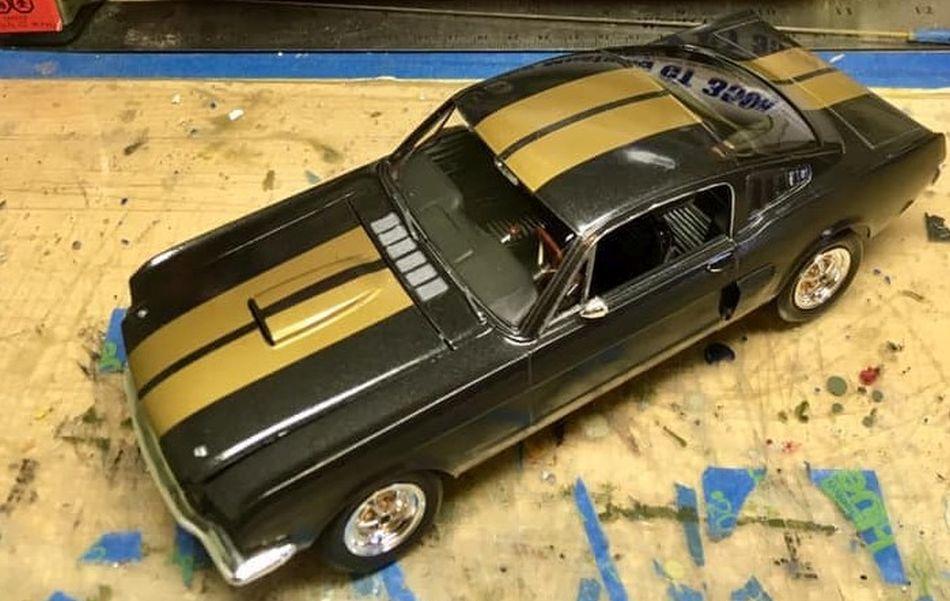 Mustang GT350